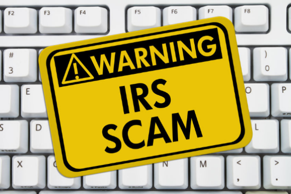 Beware Of The Newest IRS Scams