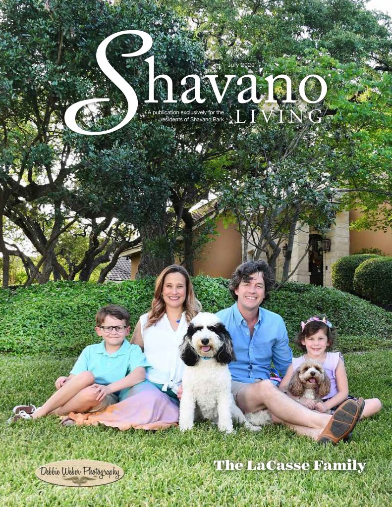 July 2020 Shavano Living