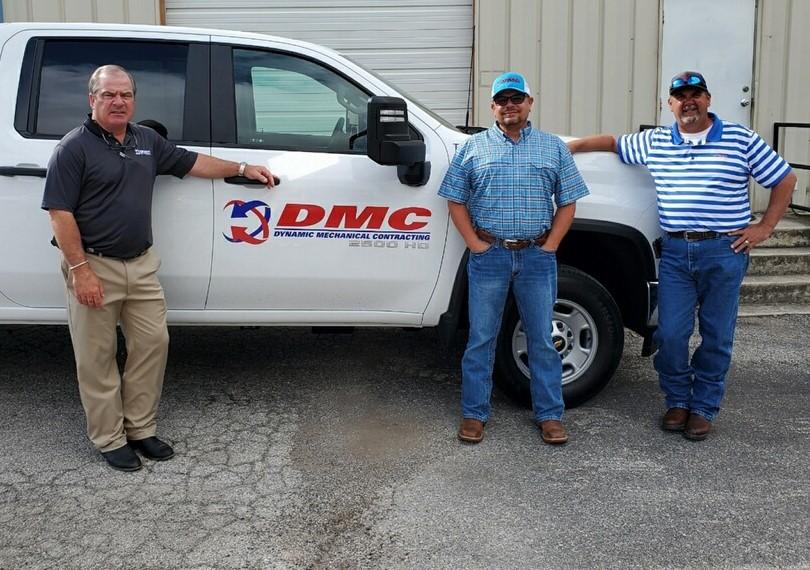 DMC Dynamic Mechanical Contracting